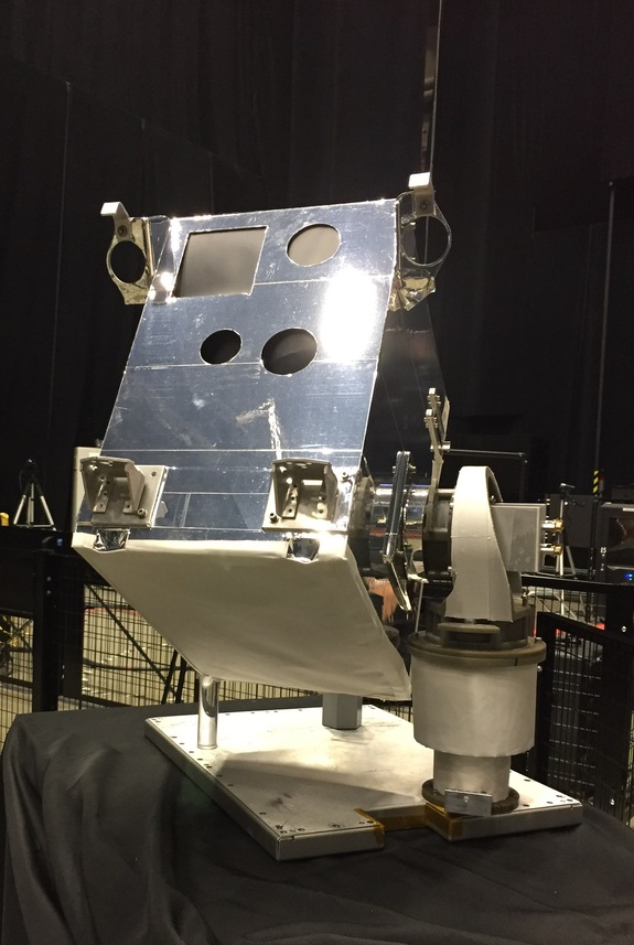 Raven, a technology demonstration from the Satellite Servicing Projects Division at NASA's Goddard Spaceflight Center, will monitor comings and goings from the International Space Station with an eye toward developing autonomous rendezvous missions with satellites and spacecraft.