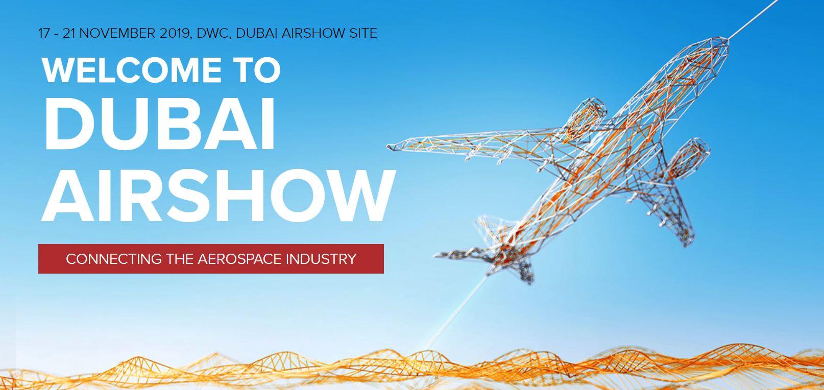 Resultado de imagen para Dubai Airshow 2019