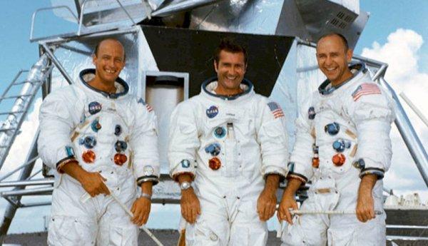 Scientists recall the success of Apollo 12