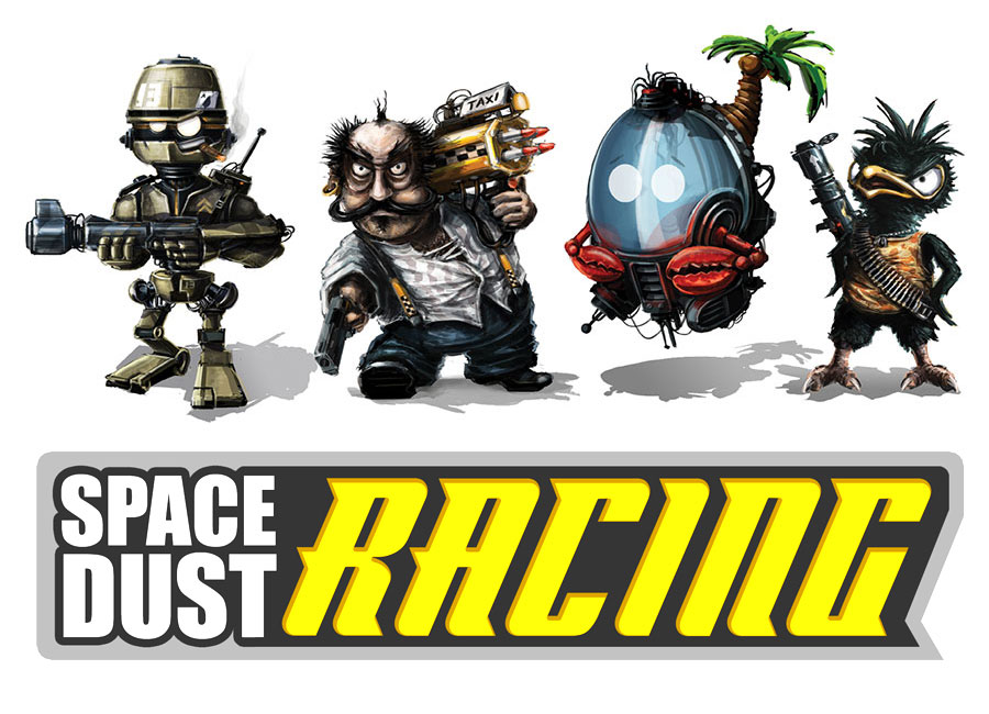 Space Dust Racing