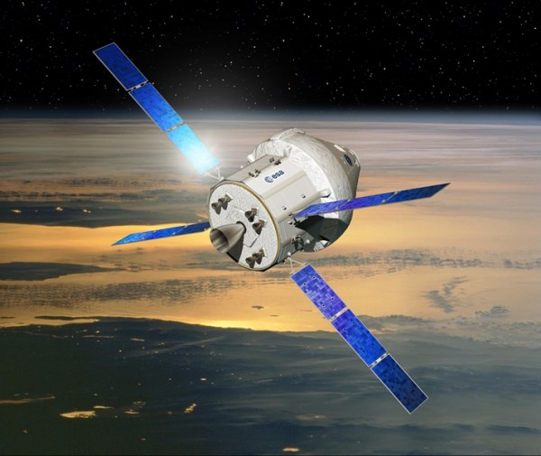 Orion service module back on track for 2017 launch ...