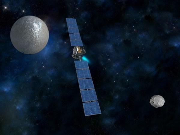 NASAs Dawn spacecraft captures stunning video of Ceres