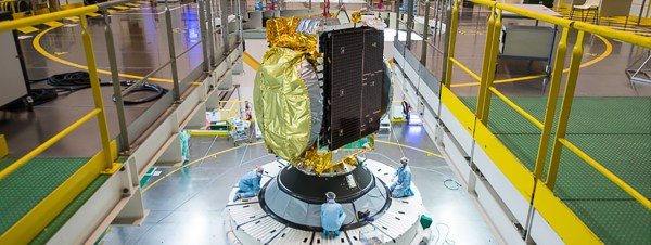 Arianespace ready to launch ARABSAT-6B and GSAT-15 ...