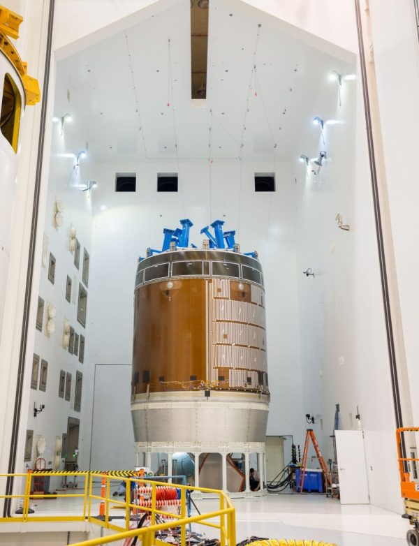 Orion service module completes critical design review ...