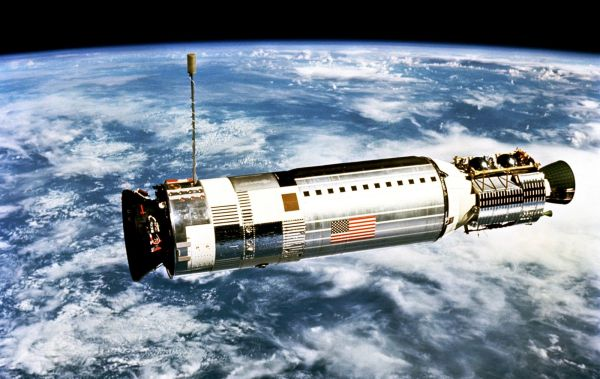 Our SpaceFlight Heritage: 50 years since Gemini XII ...