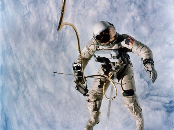 The evolution of U.S. spacesuits from Mercury to today ...