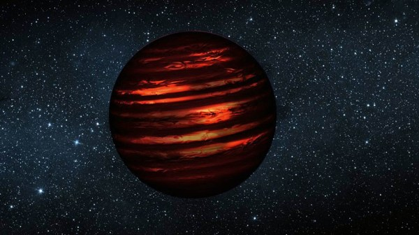 Nearby brown dwarf turns out to be a free-floating ...