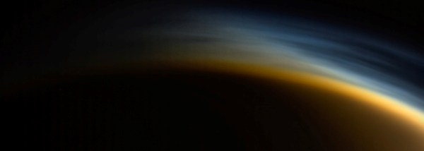 Titan's haze captured in Cassini photo - SpaceFlight Insider