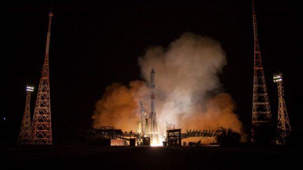 Russian Progress MS-09 spacecraft reaches International ...