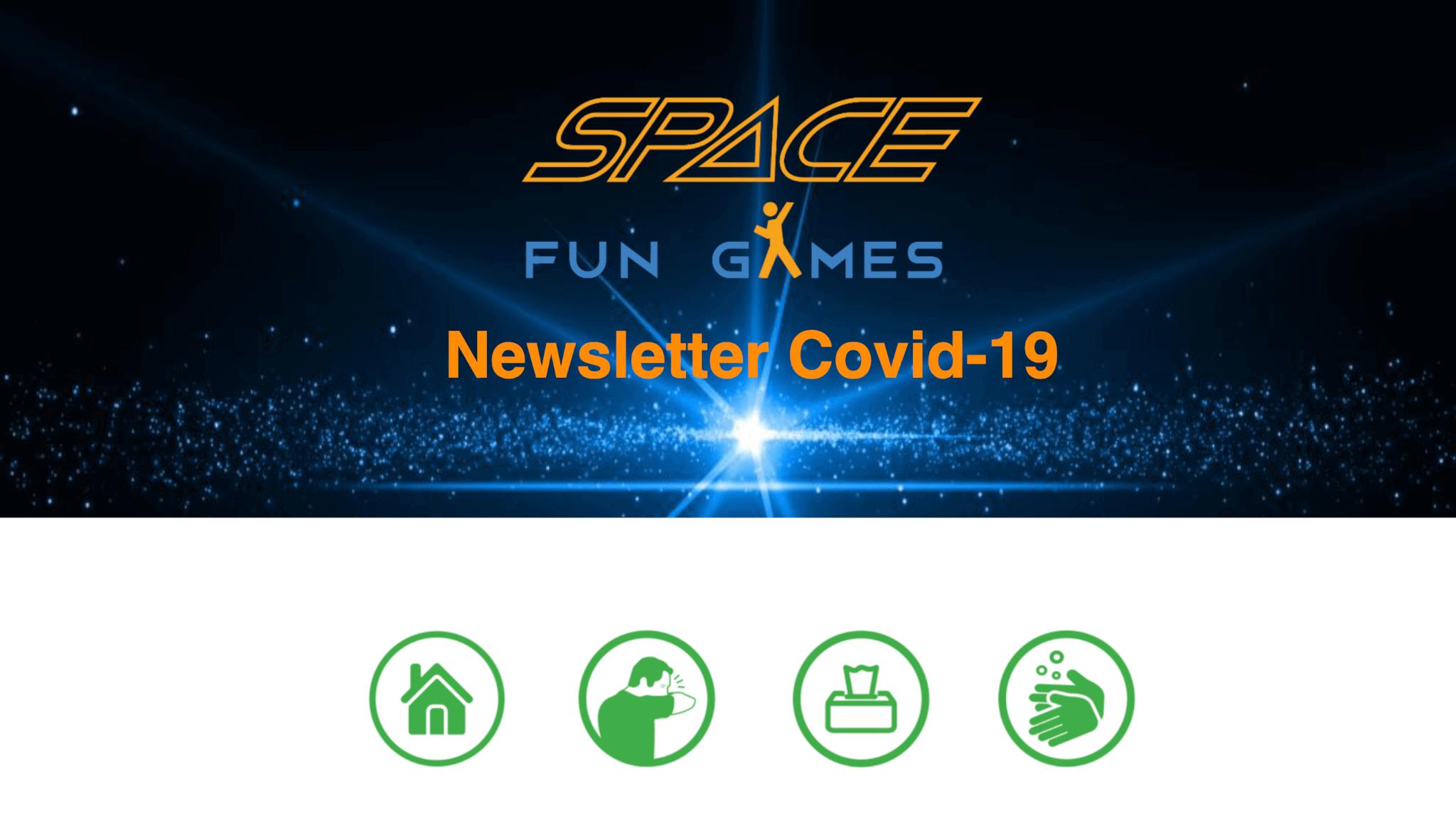SPACE FUN GAMES