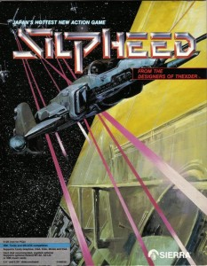 Silpheed Cover