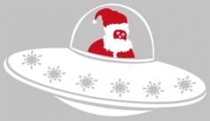 Santa's Spaceship