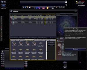 16 - Troops Screen