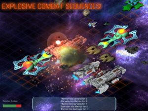 Star Hammer Tactics Screenshot