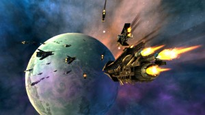 Endless Space Exploration Screenshot