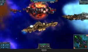 Stellar Impact Screenshot