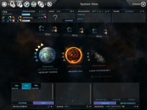 3 - System Screen