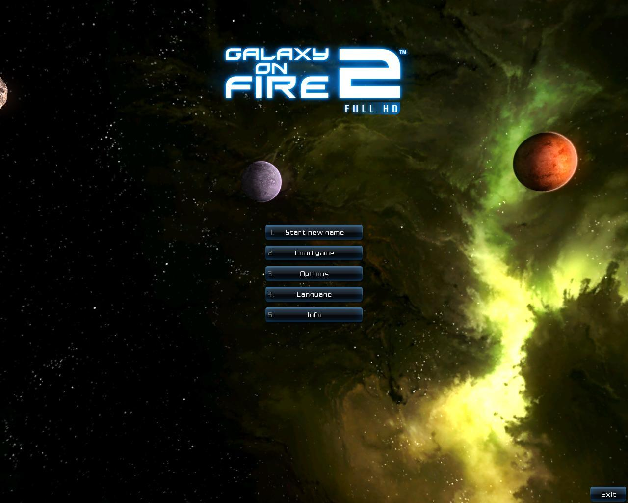 Galaxy on Fire II HD: A Hunka Hunka Burning Love | Space