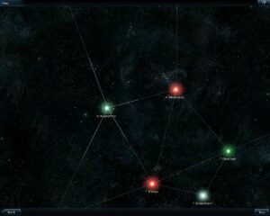 22 - Starmap Allowing Interstellar Jumps