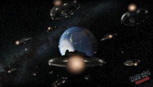 Iron Sky Invasion Screenshot