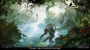 The Automatons Illustration