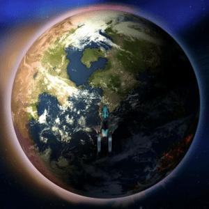 Imperium Galactica Stargazer Random Shot