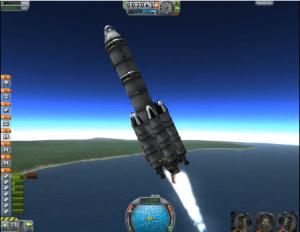 Kerbal Space Program Entry 1 Screenshot