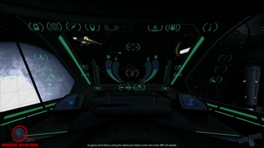 Rogue System Alpha Screenshot