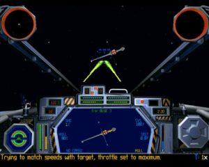 B-Wing Go Buh-Bye...