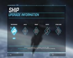 Ship Upgrade Unlocked!