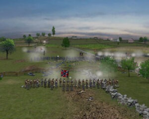 Scourge of War: Gettysburg Screenshot