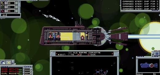 Combat in a Nebula!