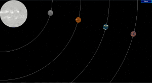 Pretty Planets...