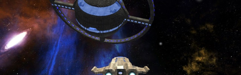Xeno Galaxies Q&A: An FPS/ARPG Space Sim Made with Blueprints and Love