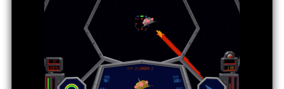 Let's Play TIE Fighter – Entry 33 – Holy Geez