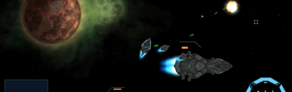 Centauri Sector – Strategic Tension with Tactical Awesomeness