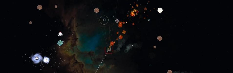 Starship Rubicon – Procedural Bullet Hellishness