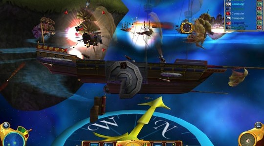 OMG Treasure Planet: Battle for Procyon is on Steam!!
