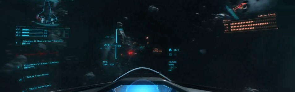 Star Citizen: Arena Commander Preview – Still Needs Time in the Oven…