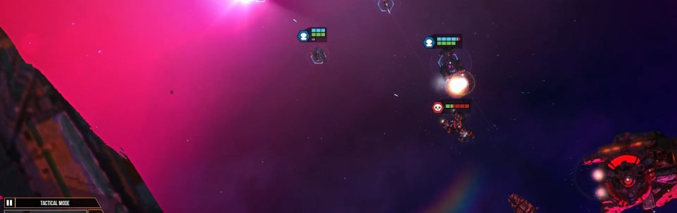 Let's Play Distant Star: Revenant Fleet –  Entry 2 – Crawling Through the Sector