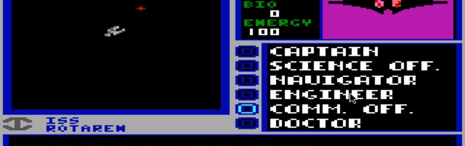 Let's Play Starflight – Entry 1 – Where it All Began
