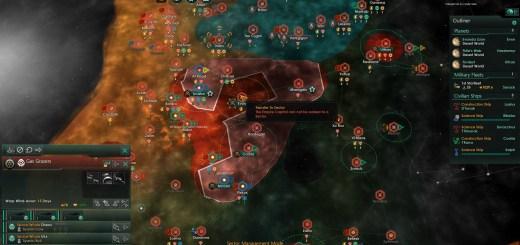 Sectors, huh?