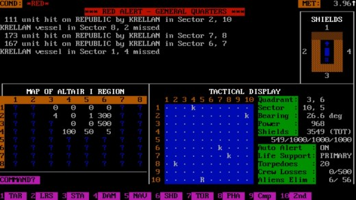 Star Fleet II: Krellan Commander Archives | Space Game Junkie