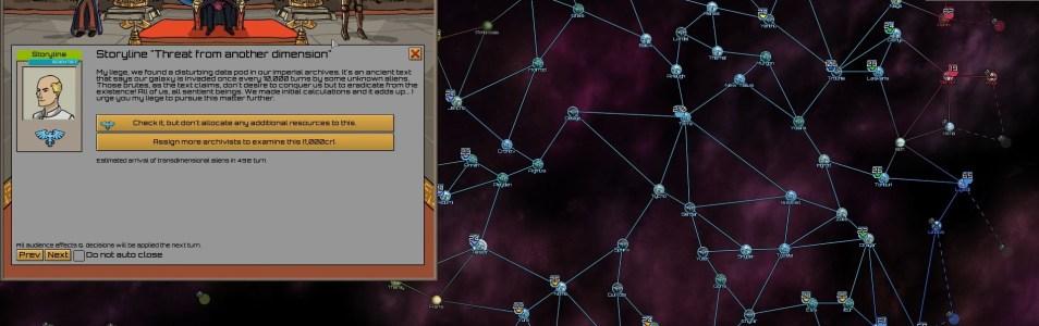 Stellar Monarch – Protecting Narnia – Let's Play Entry 1