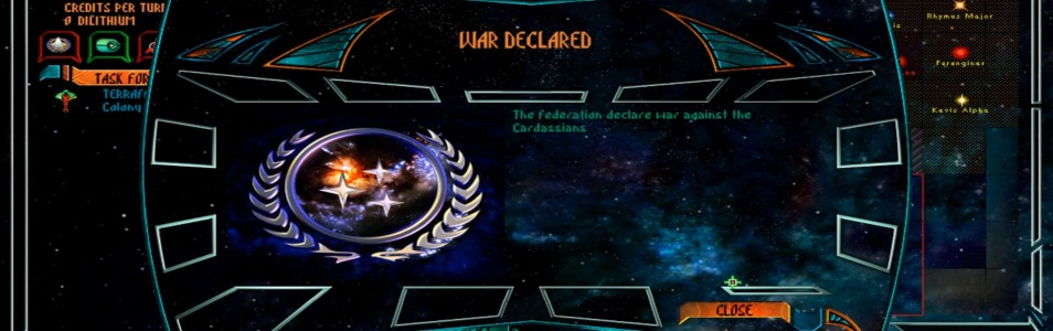 Birth of the Federation – Out of My Misery – Let's Play Entry 5