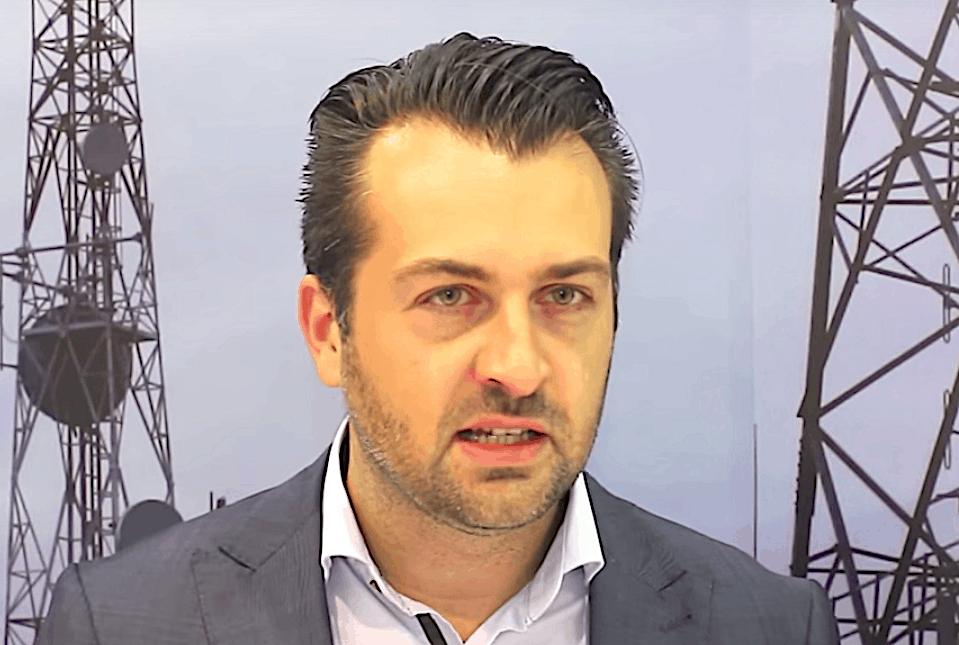 Interview: Newtec CEO Thomas Van den Driessche
