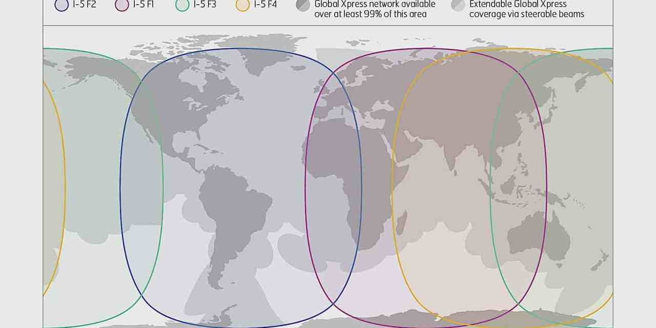 Three key satellite procurements expected this year: Airbus wins first, for Inmarsat's GX Flex