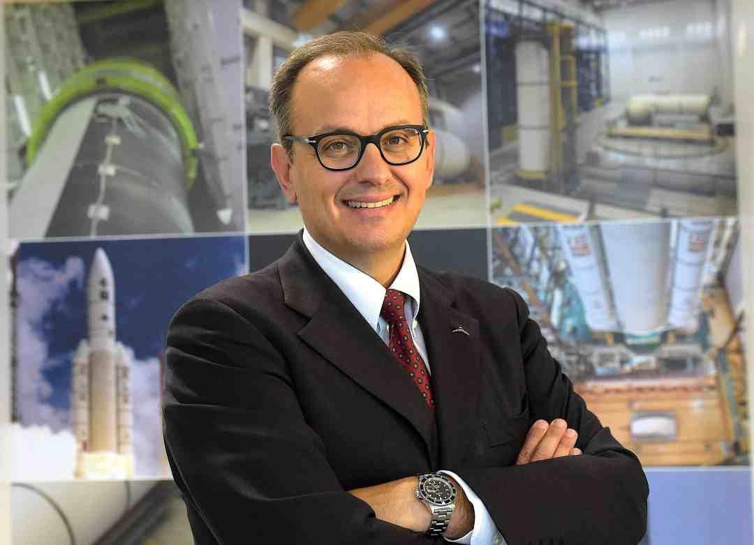 Interview: Avio CEO Giulio Ranzo