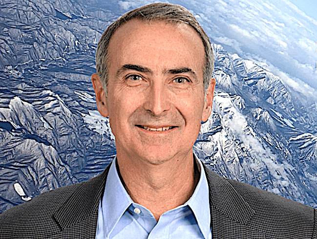 Interview: Intelsat CEO Stephen Spengler