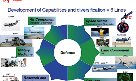 Luxembourg parliament OKs $210-million optical satellite reconnaissance program